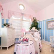 甜美浪漫的儿童房