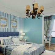 欧式风格卧室设计图片