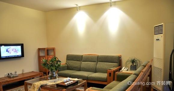 自然简单清新一居室现代装修设计风格