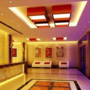 怡情系列宾馆前台设计