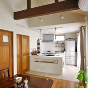 创意型厨房装修图片