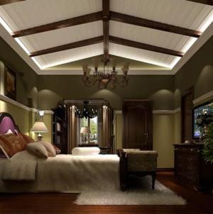 2015东南亚风情家庭家居装修设计效果图