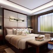 沉稳系列卧室设计图片