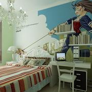 小户型精巧儿童房