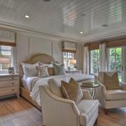 散发优雅气质的卧室