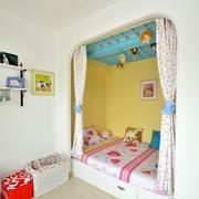 儿童房卧室地台