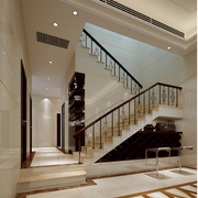 欧式宜家舒适楼梯