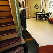 地中海风格复式楼楼梯装饰