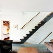 后现代风格简约楼梯装饰
