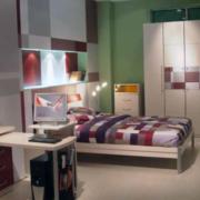 卧室简约风格衣柜装饰设计
