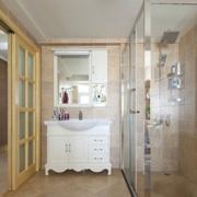三室两厅简约风格卫生间装饰