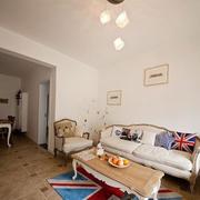 法式风格客厅沙发装饰
