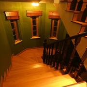 东南亚风格简约楼梯装饰