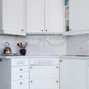 北欧风格公寓简约厨房效果图