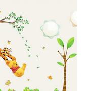 精致幼儿园墙面壁画设计