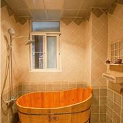法式简约风格卫生间装饰