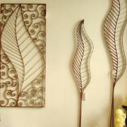 东南亚风格客厅墙贴装饰