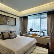后现代风格卧室榻榻米装饰