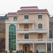 农村简约风格四层洋楼装饰