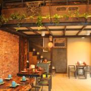 美式乡村风格餐厅桌椅装饰