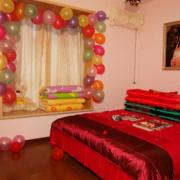 现代简约风格婚房卧室装饰