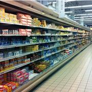 大型生活超市货架装饰