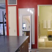 欧式简约风格别墅浴室装饰