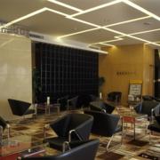 简约风格现代咖啡厅吊顶装饰