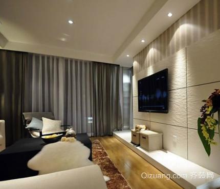 家居影视墙装饰设计效果图大全