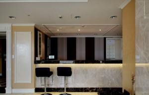 浪漫法式风格的家庭吧台设计装修效果图欣赏