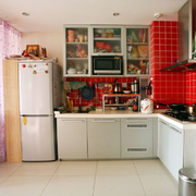 现代混搭风格厨房装饰
