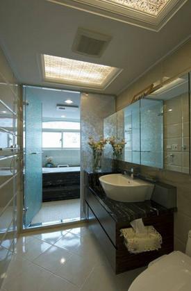 90平米混搭风格两居室装修效果图