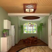 小户型别墅入户花园装饰设计