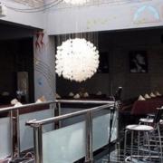 后现代风格餐厅创意灯饰装饰