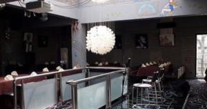 90后主题餐厅装修效果图