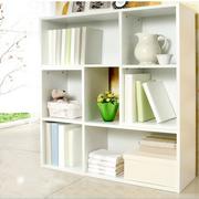 现代简约风格小型书柜装饰