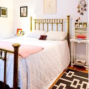 美式简约风格公寓卧室装饰