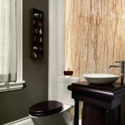 后现代风格厕所马桶装饰