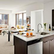 100平米房屋简约风格厨房装饰