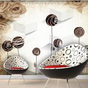韩式客厅创意沙发椅装饰