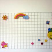 精致幼儿园背景墙设计