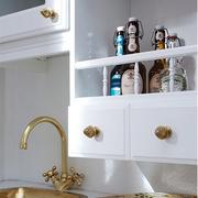 北欧风格公寓卫生间洗漱池装饰