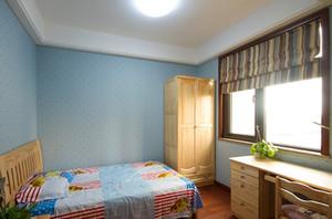 110平米中式儿童房装修效果图鉴赏