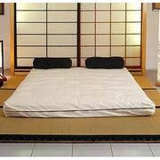 日式简约小型榻榻米床设计