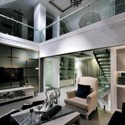 后现代风格客厅装修设计