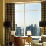 唯美客厅窗户设计
