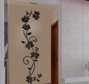 现代简约立体墙贴装修效果图鉴赏