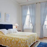 北欧风格公寓简约风格卧室装修