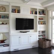 欧式整体型客厅石膏线装饰