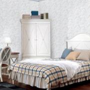 三室一厅简约卧室小型衣柜装饰